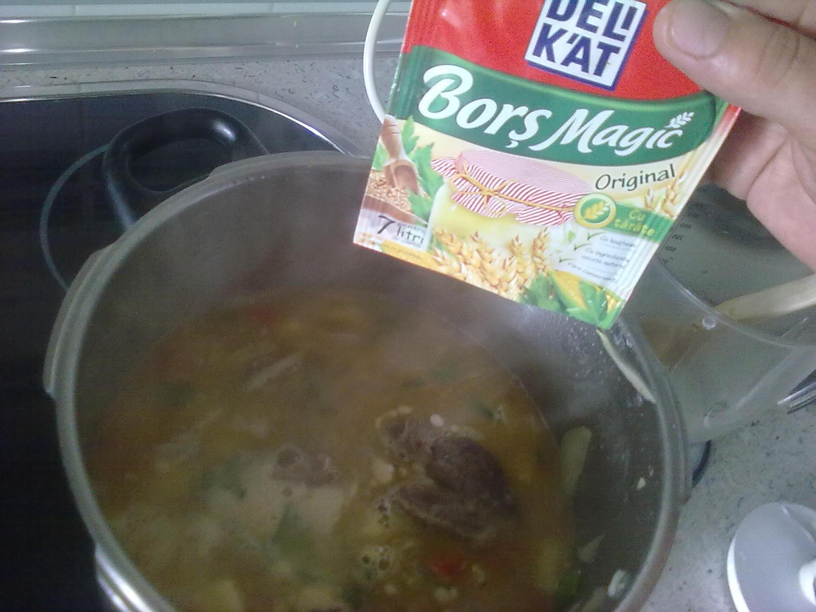 Ciorba Cocina Tradicional Rumana  Y por qu no cocinas conmigo