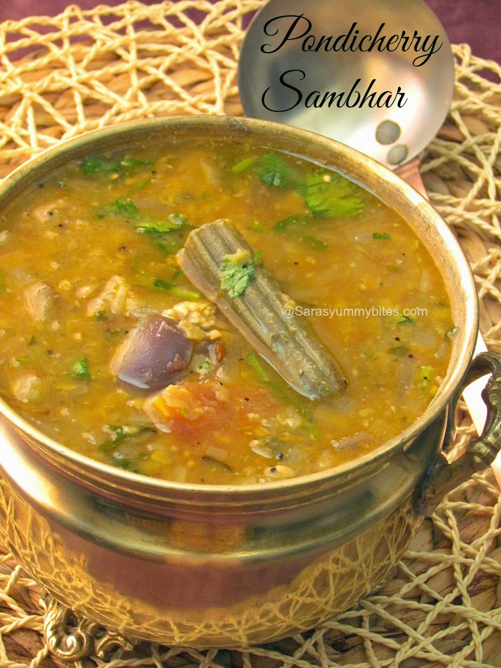 Pondicherry Sambhar
