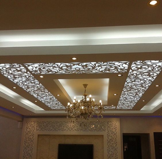 How to make a false ceiling design with lighting false ceiling design 2018false ceiling lightingfalse ceiling installation aloadofball Image collections