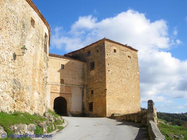 Pedraza, Segovia, Castilla y León, España, ciutats medievals emmurallades