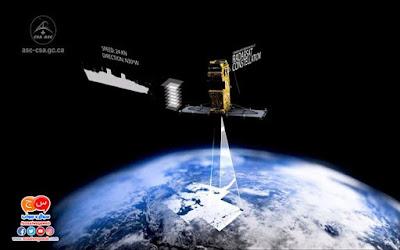 صاروخ فالكون 9 falcon ينطلق الى الفضاء