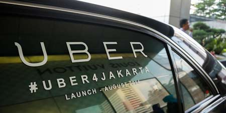 Nomor Contact Center Customer Service Uber Taxi