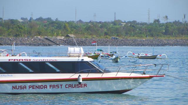 fast boat pantai sanur