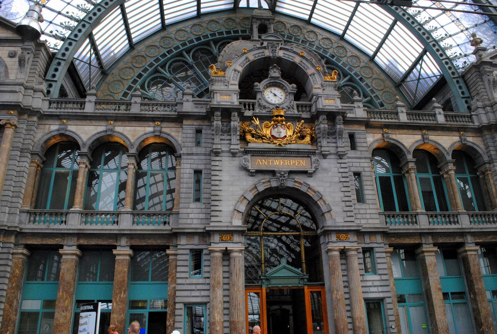 Gare centrale anvers