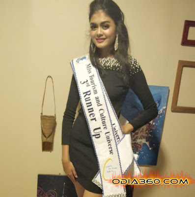 Odia Girl Swapna Priyadarshini Win Miss Photogenic at Miss Tourism and Culture Universe 2018
