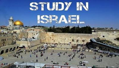 Government of Israel Full scholarship for MA program at Haifa University