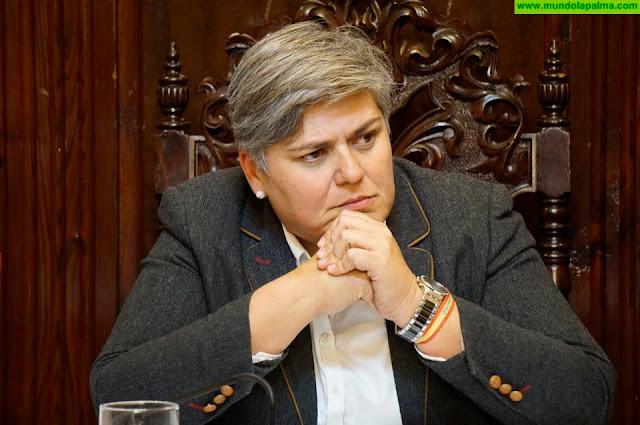La Alcaldesa condena radicalmente las acusaciones vertidas por Francisco Montes de Oca sobre la adjudicación de las ayudas de emergencia en el Ayuntamiento de Los Llanos de Aridane