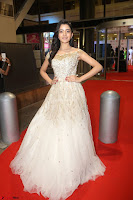 Rukshar Mir designer Anarkali Gown at 64th Jio Filmfare Awards South  2017 ~  Exclusive 087.JPG