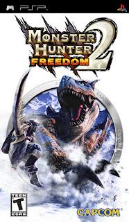 Monster Hunter Freedom 2 PSP GAME ISO