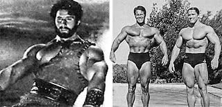 Truth 2014 arnold best human bodybuilder in the world forever and ever arnold has perfect symmetry and porportions and quality enough mass here in compare picture etc malvernweather Image collections