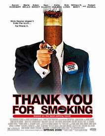 pelicula Gracias por fumar