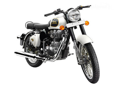 Royal Enfield Classic 350 motorcycle