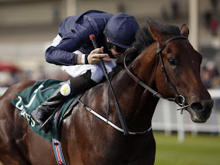 Air Force Blue, trainer by Aiden O'Brien - 2000 Guineas