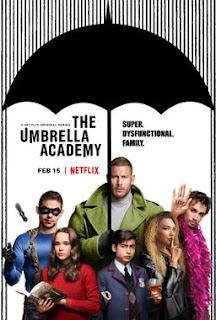 Affiche de la série The Umbrella Academy
