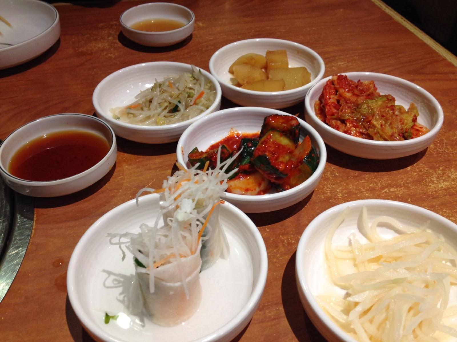 Insadong Korean Bbq Seafood Restaurant Coquitlam