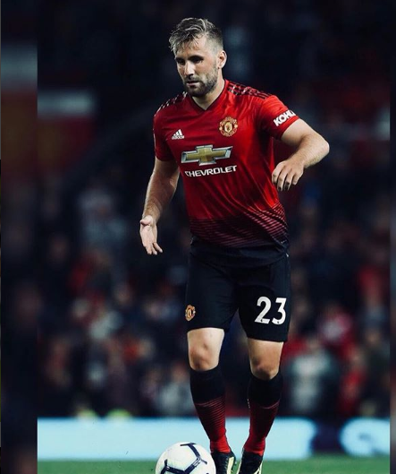 Luke Shaw Confess Jose Mourinho was right to criticize him for Manchester United performances