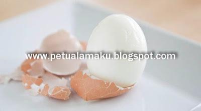 Petua rawat demam dengan telur rebus
