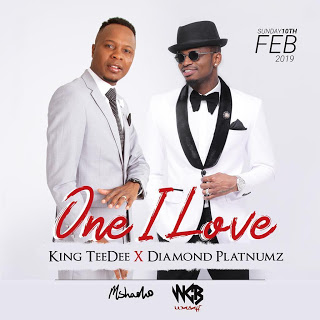 Diamond Platnumz Ft King TeeDee - One I Love