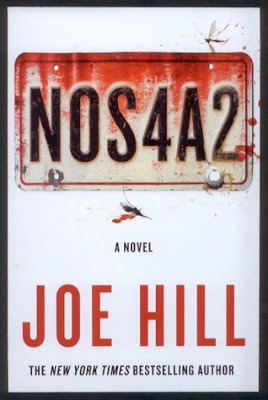 NOS4A2 by Joe Hill (Book cover)