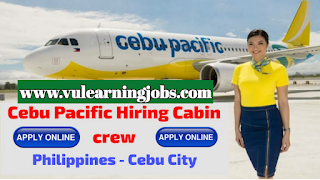 Cebu Pacific Airline - Philippines airlines - Jobs In 2019