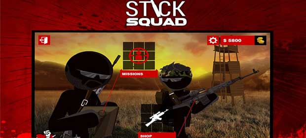 Stick Squad - Sniper contracts (FREE DOWNLOAD GAME) - Free