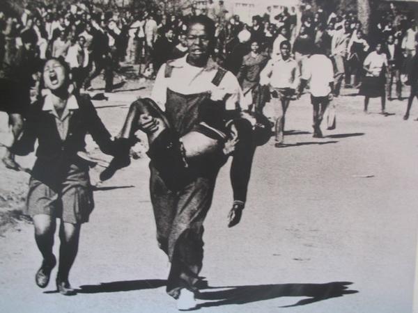 16 de junho de 1976 - O LEVANTE DE SOWETO