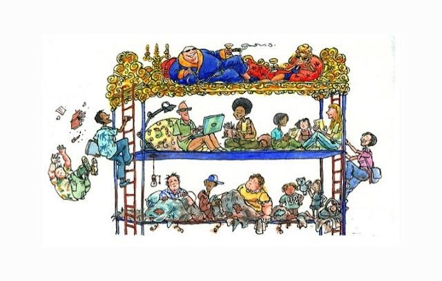 Pengertian, Ciri, Bentuk dan Pembentukan Stratifikasi Sosial