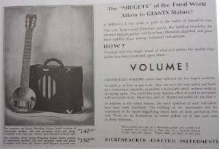 Από τον κατάλογο της Rickenacker του 1931