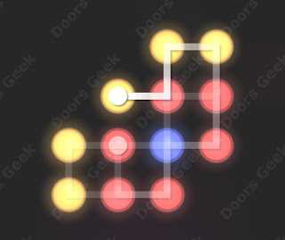 Solution, Cheats, Walkthrough for Neon Hack [Current Flow] Level 62