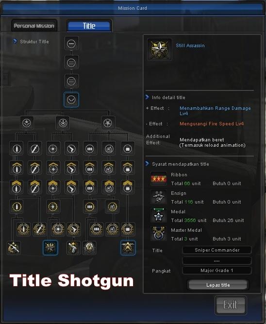 Blog Informasi Point Blank How To Use Shotgun Sg Point Blank