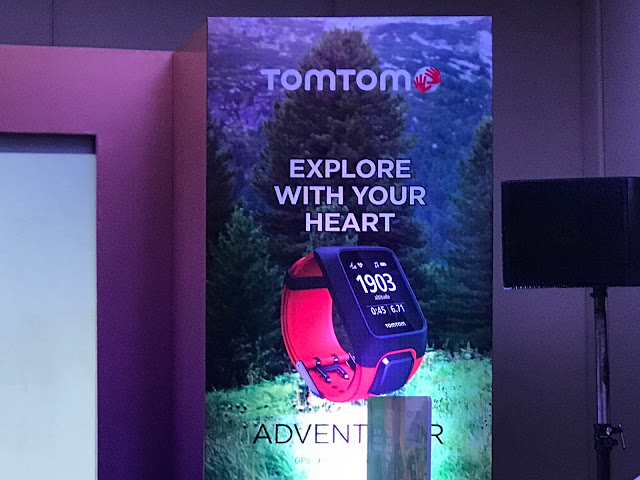 TomTom launches three new activity trackers in India, Touch, Adventurer and Spark 3