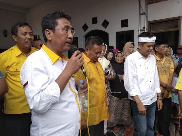 Wakil Bupati Indramayu Diduga ikut Kampanye Calon Wakil Gubernur  Dedy mulyadi