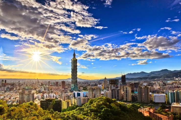 16. Taipei, Taiwan - 30 Best and Most Breathtaking Cityscapes