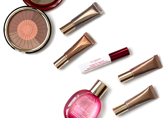 Clarins Sunkissed Summer 2016 Collection Review Photos Swatches