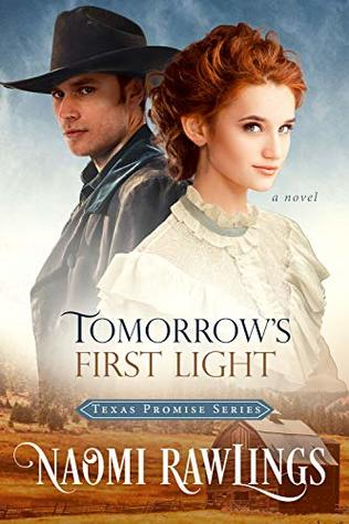 Heidi Reads... Tomorrow's First Light by Naomi Rawlings
