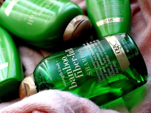 bamboo shampoo