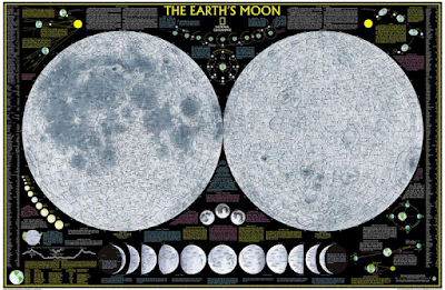 Nat Geo Moon poster (new edition)