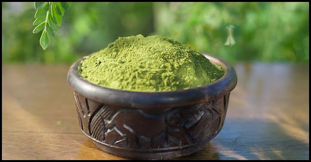 Boost Overall Health By Consuming Moringa Leaf Powder