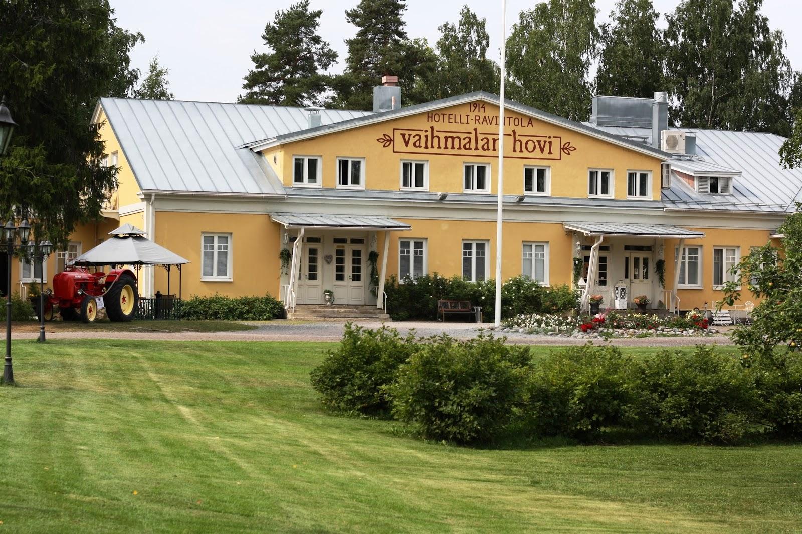 Suomen Maaseutuvälitys