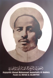 Ahmad Surkati Pendiri Al-Irsyad