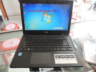 Serfis Laptop Acer Aspire One 14 Tidak Tampil