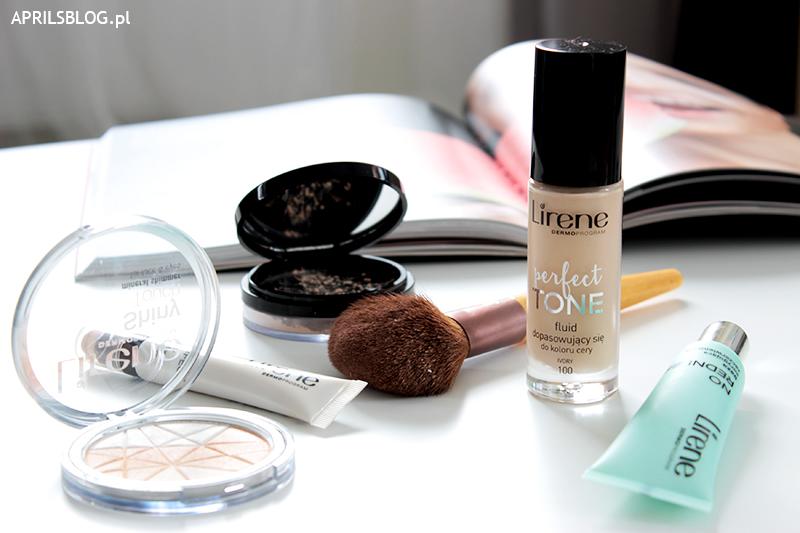 kosmetyki do makijażu lirene
