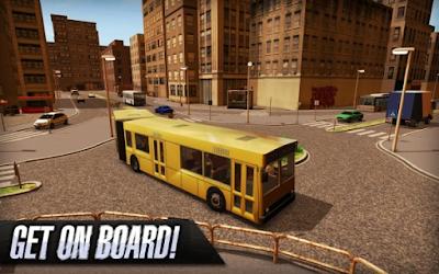 Coach Bus Simulator v1.6.0 Apk + Mod android