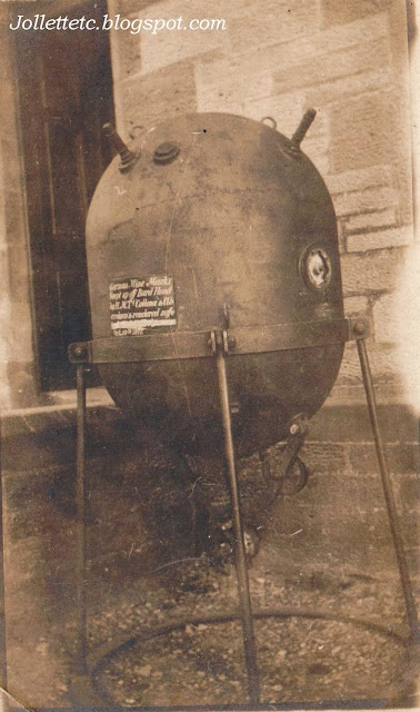 German Mine in collection of Ray Rucker (1899-1927)