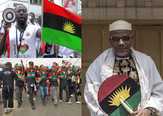 Ijaw youths- IPOB are demonic, we can't be part of them