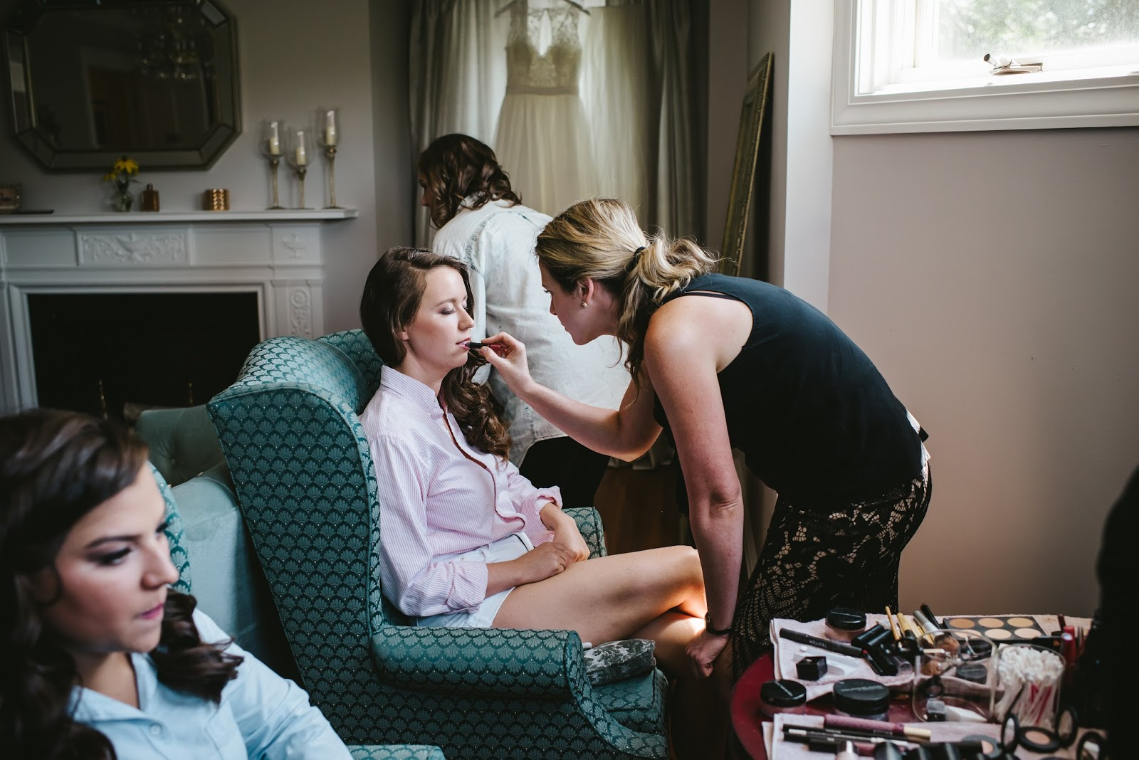 Our Wedding: Getting Ready