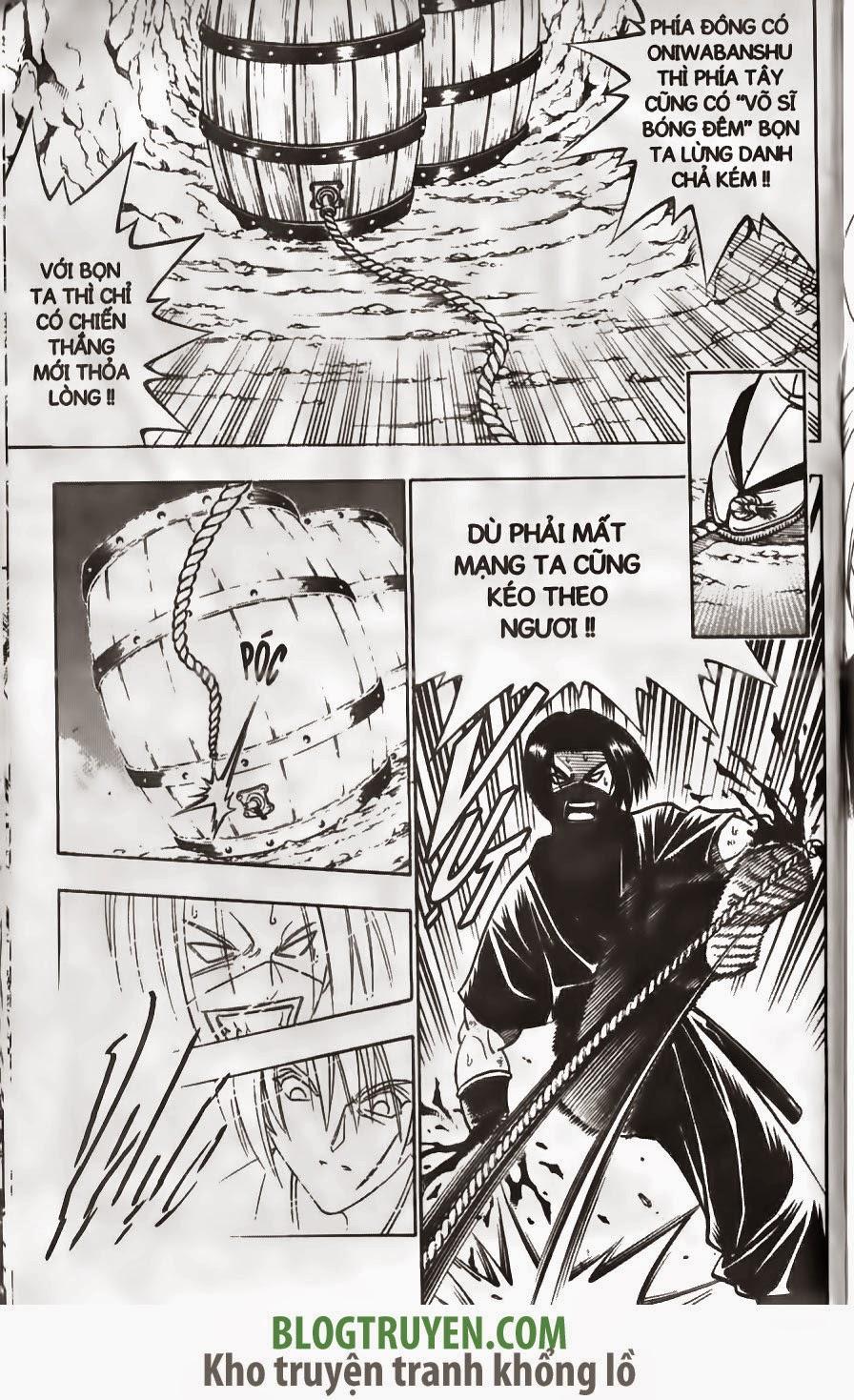 Rurouni Kenshin chap 176 trang 10