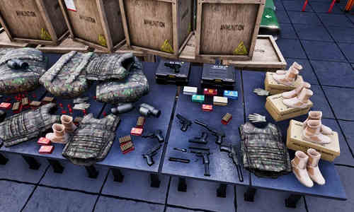 Gunsmith Game Free Download