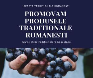 Promovam produsele traditionale romanesti banner,