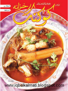 Free Cooking Khazana December 2012 PDF